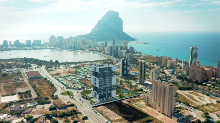 SUNRISE TOWER: diseño y exclusividad en un enclave único