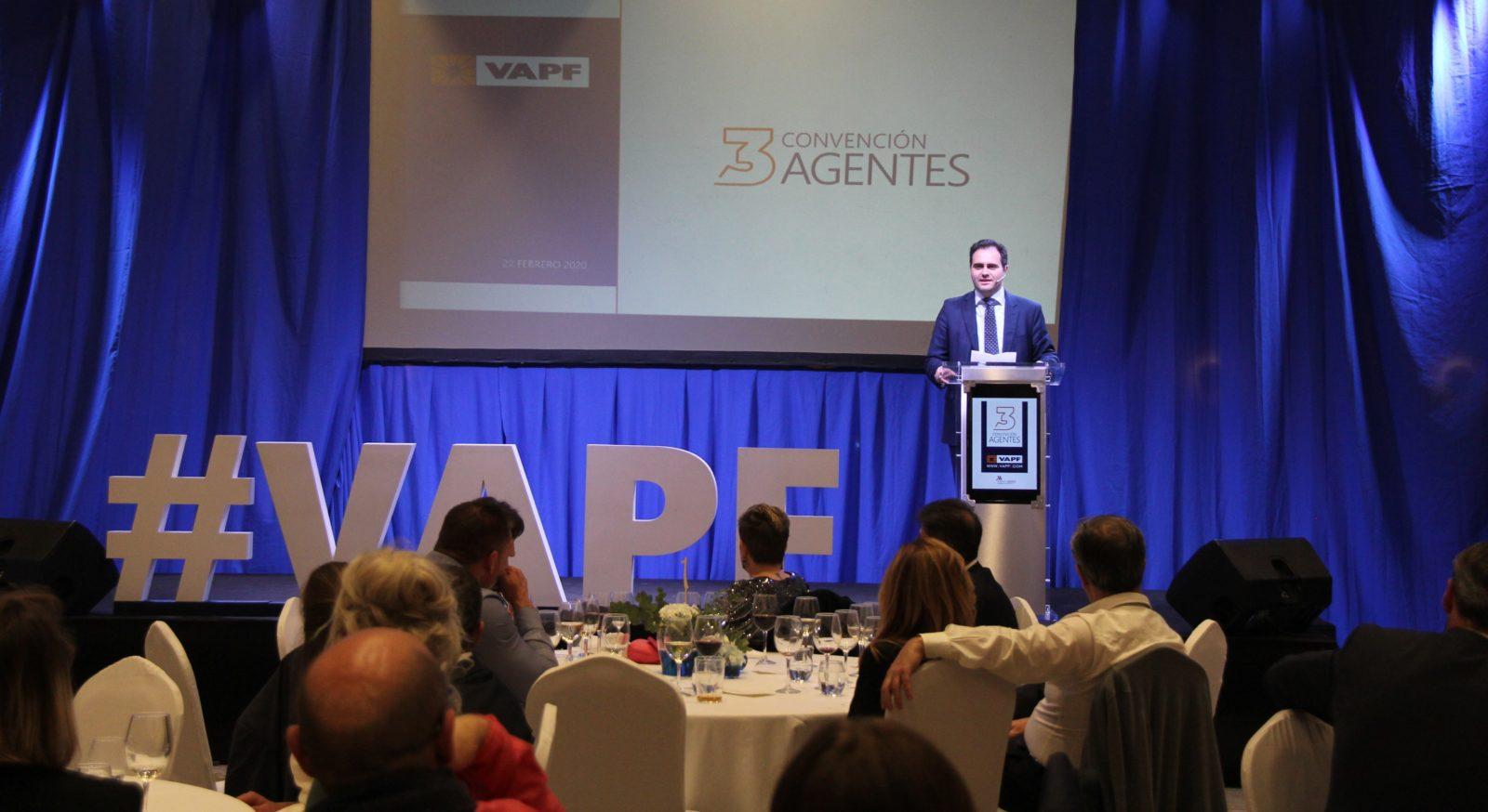 VAPF celebra su tercera convención con profesionales del sector inmobiliario
