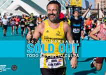 El Maratón Valencia vende sus 30.000 dorsales en menos de tres meses y abrirá una lista de espera