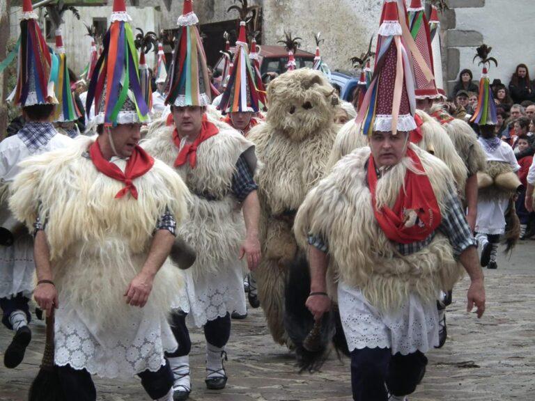 Navarra se viste de Carnaval