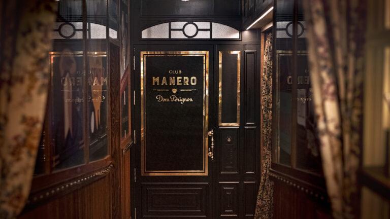 Club Manero Dom Pérignon