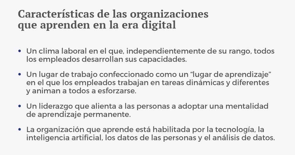 Nuevas capacidades de las personas para la era digital